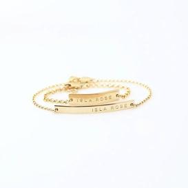Mama and Mini bracelets, Made by Mary
