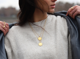The perfect layering necklace, Missoma, $188