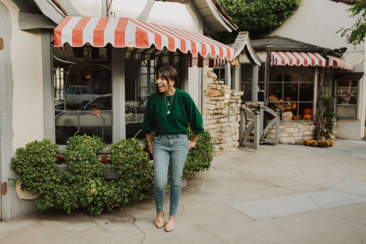Cassy in Carmel